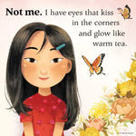 Eyes That Kiss in the Corners