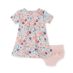 Mayfair Organic Cotton Magnetic Dress + Diaper Cover