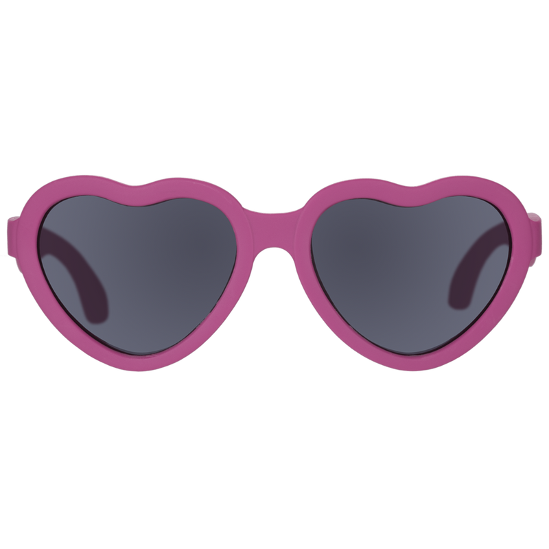Hearts Popstar Pink Sunglasses