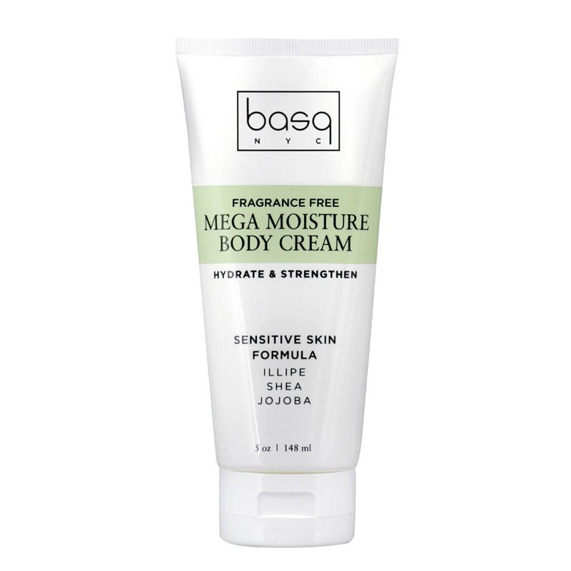 Fragrance Free Mega Moisture Cream