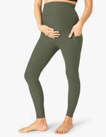 Maternity Out Of Pocket Midi Legging