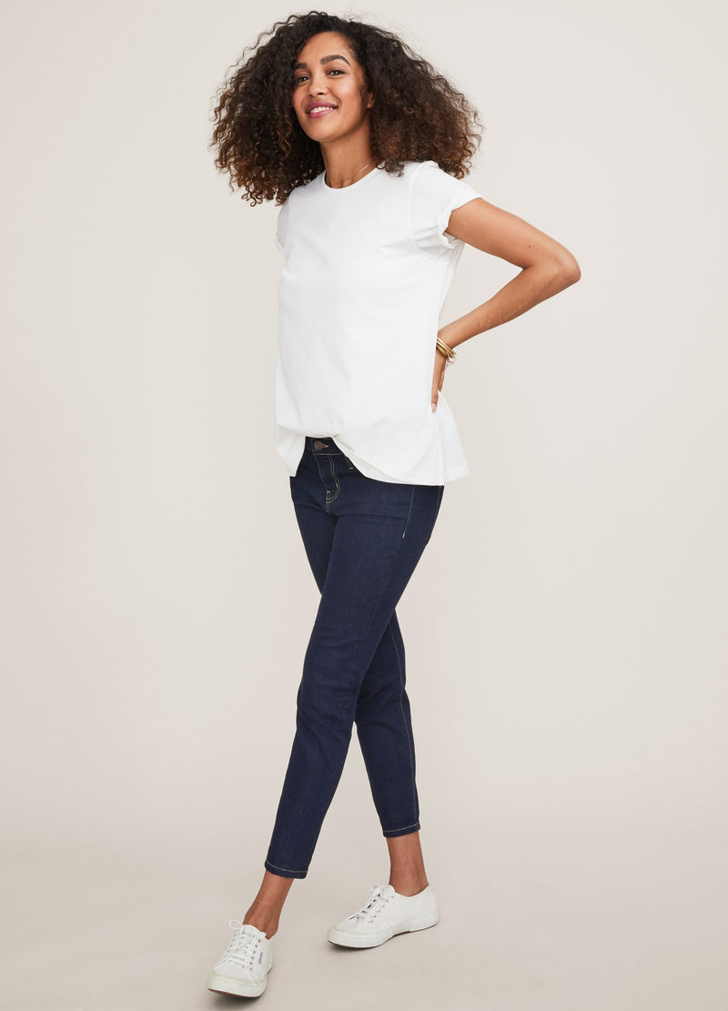 The Luxe Nursing Tee