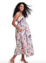 Cotton Summer Maternity and Nursing Dress