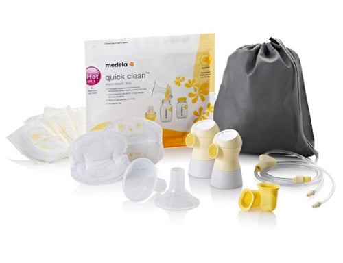 Sonata Double Breast Pumping Kit