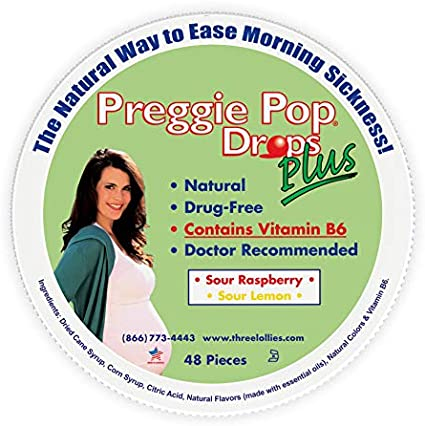 Preggie Drops Plus