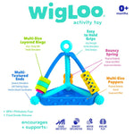 Infant + Toddler Wigloo Activity Toy