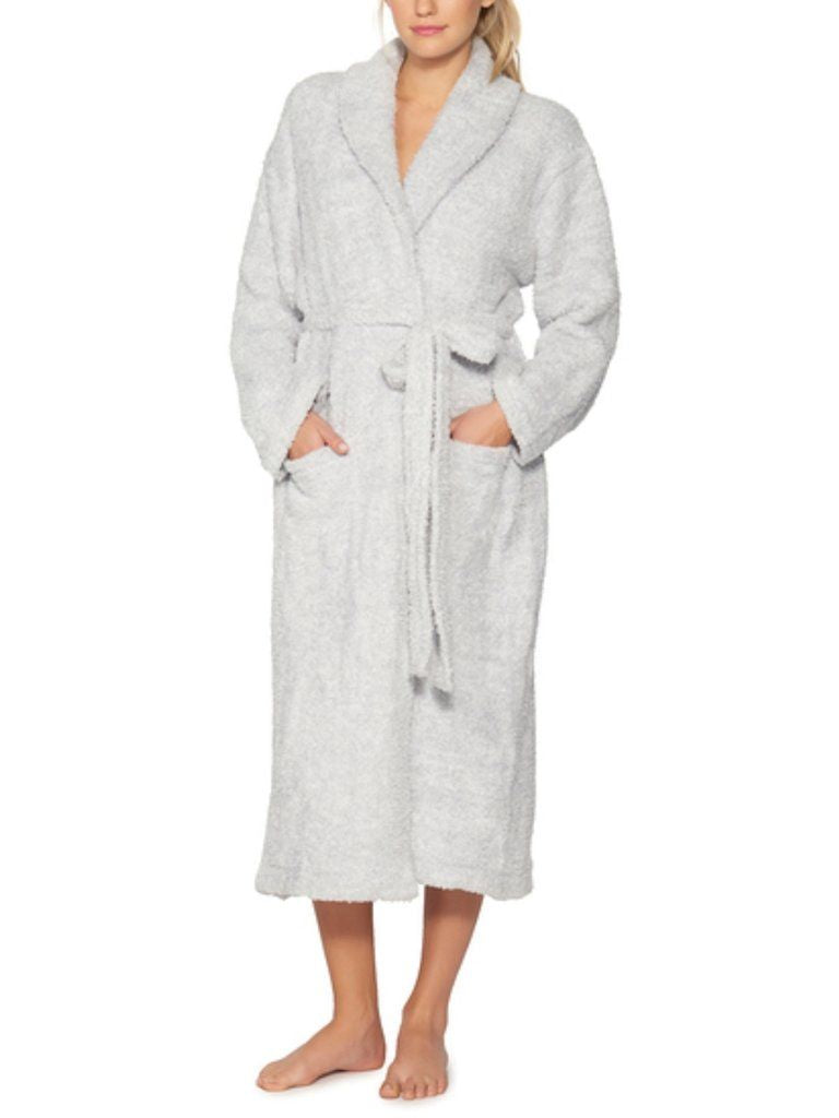 The Cozy Chic Heathered Adult Robe