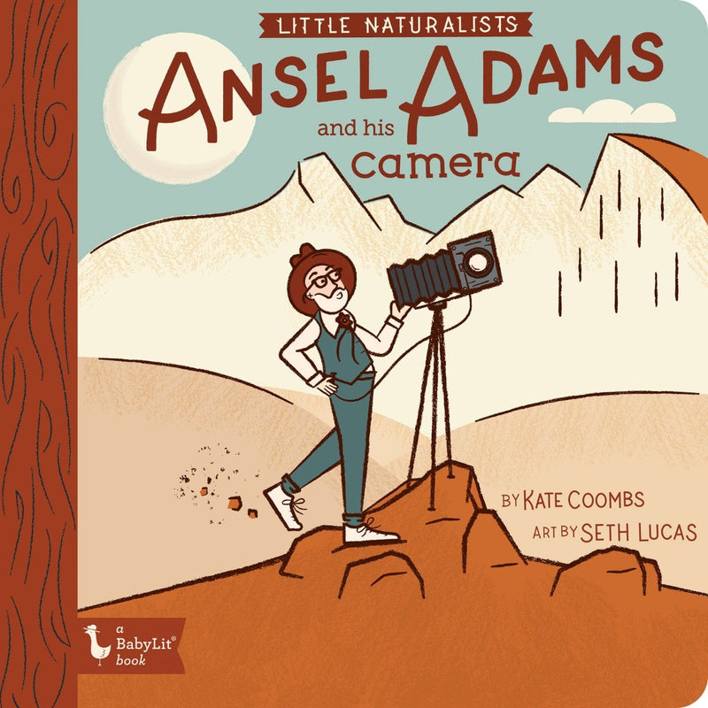 Little Naturalists Ansel Adams and His C