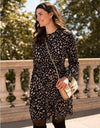 Pearla Animal Print Dress