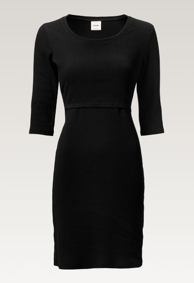 Signe Dress with 3/4 Sleeves