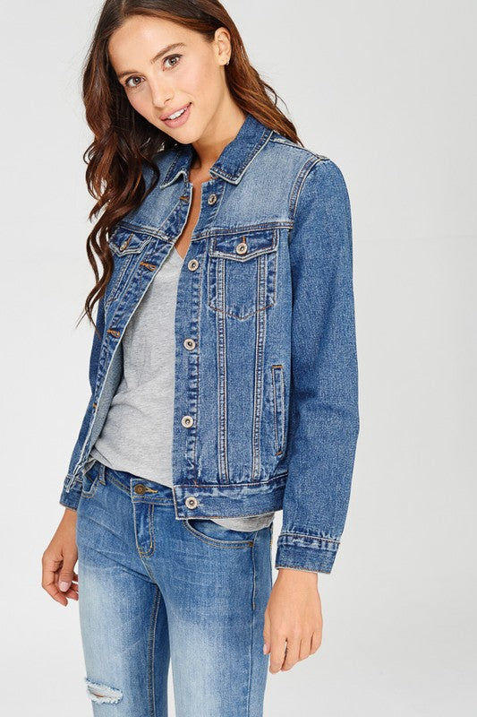 Poppy Denim Jacket
