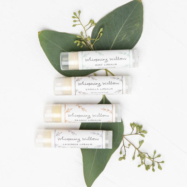 Mint Natural Lip Balm