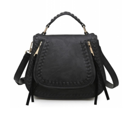 Kate Crossbody Bag - Black