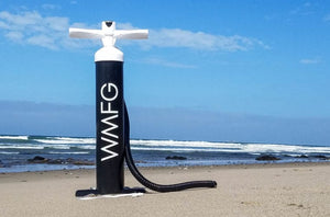 WMFG 3.0 Tall Kite Pump | My lower back loves this pump!
