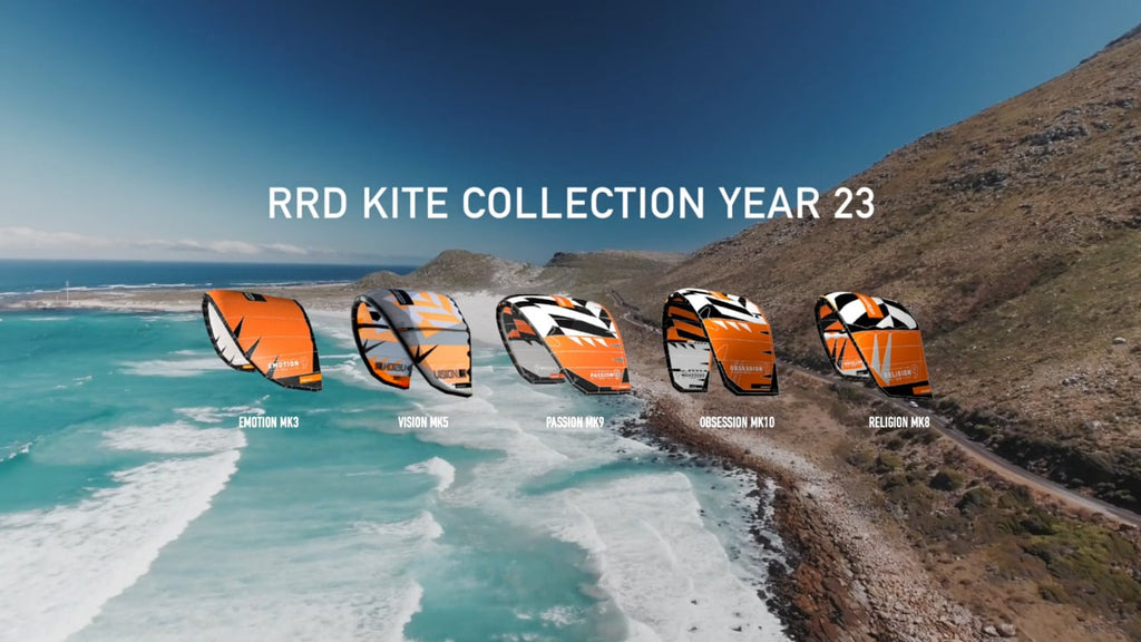2018 RRD Kiteboarding Kite Lineup | Year 23 | The Best to Date