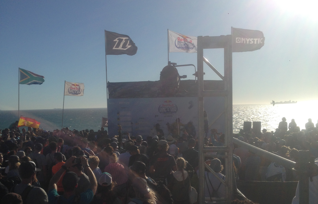 Red Bull King of the Air - In Person!