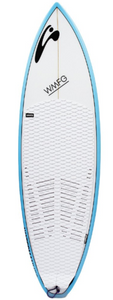 WMFG Waffle Pattern Traction Pad | Performance Traction | Durability | Cushion