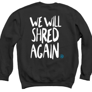 We Will Shred Again - Fundraiser for the WHO COVID-19 Solidarity Response Fund