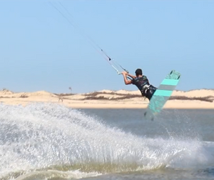 Eleveight FS Kite - Freestyle / Wakestyle Machine - BJ 900 Arthur Guillebert