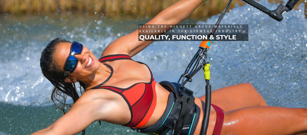 Introducing Lip Sunglasses - The Ultimate Watershade Brand in the Watersports Industry