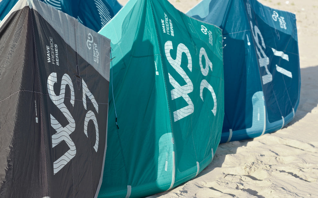 Eleveight Kiteboarding WS Kite - Video Review