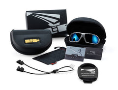 Lip Typhoon Sunglasses - Accessories Included