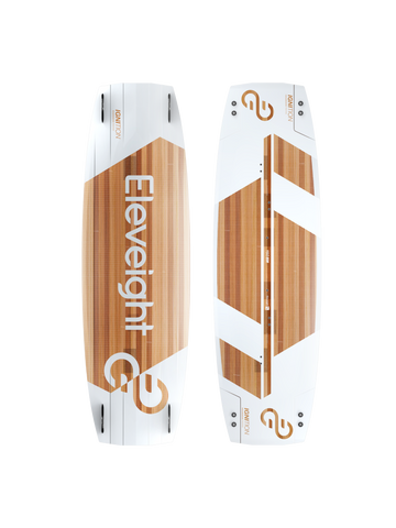 ELEVEIGHT IGNITION KITEBOARD (Includes Footstraps)