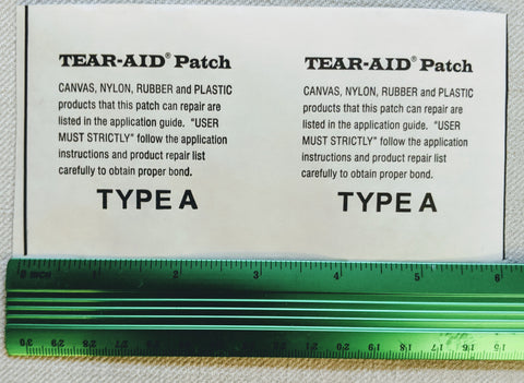 Tear Aid Kite Repair Patch