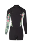 Brunotti Glow Women's Wetsuit 3/2 Longarm Shorty