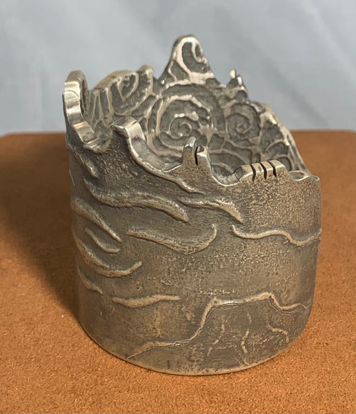 Spirit Horse Cuff by Ira Custer