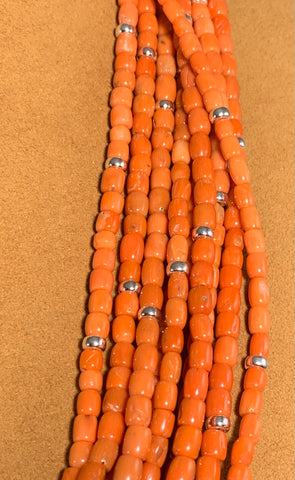 Coral Necklace by Albert Lee