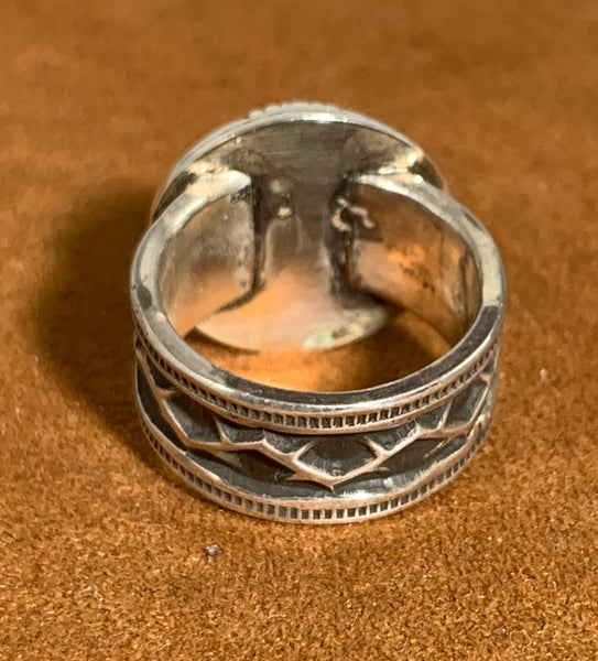 Zia Ring by Rick Montaño