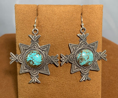 Nambe Earrings by Gregory Segura