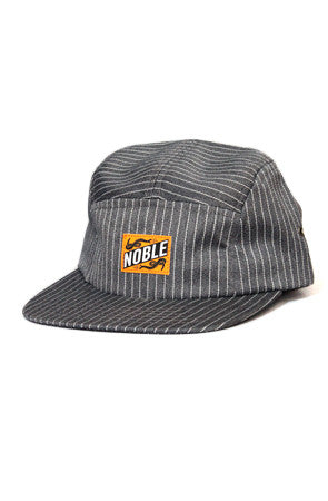 NOBLE CAMP CAP - STRIPE