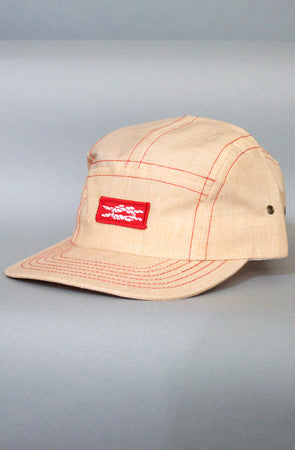 SEA SCOUT CAMP CAP - Honey