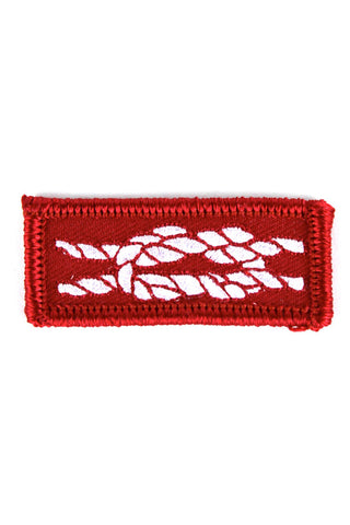 SEA SCOUT PATCH - Red