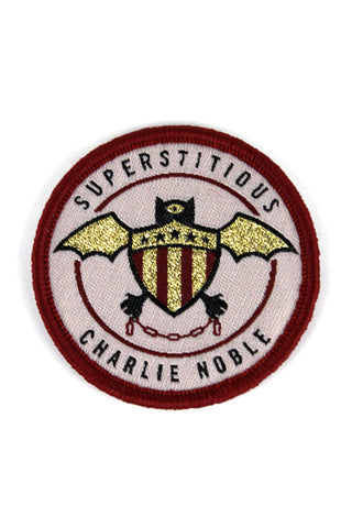 SUPERSTITIOUS PATCH - Tan