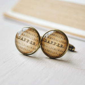 DAPPER Cufflinks