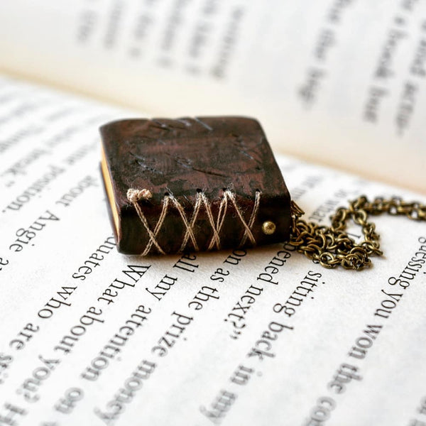 Secret Journal Pendant