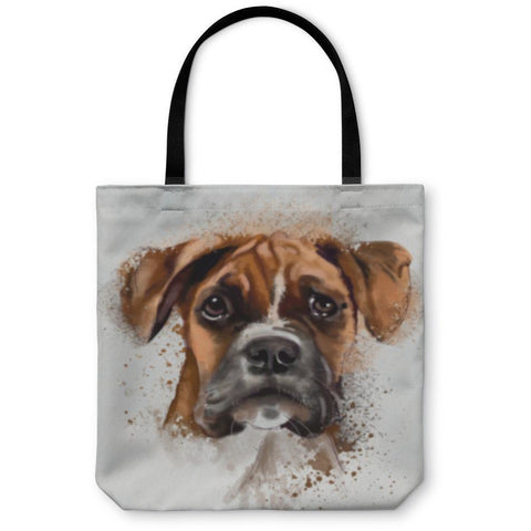 Tote Bag, Cute Dog