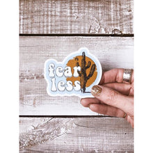 Fear Less Decal - Global Hues Market
