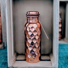 Copper Water Bottle - Global Hues Market