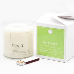 Pear Spice Candle - Global Hues Market