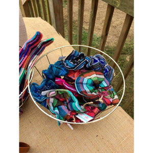 Ecuadorian Scrunchies - Global Hues Market