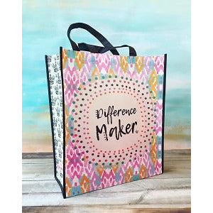 Difference Maker Tote - Global Hues Market