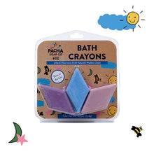 Bath Crayons {cool colors} - Global Hues Market