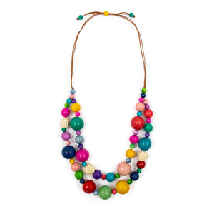 Lucy Necklace - Global Hues Market