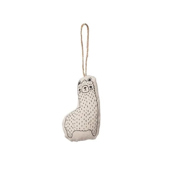 Llama Ornament - Global Hues Market