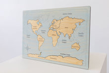 Load image into Gallery viewer, WORLD MAP PUZZLE