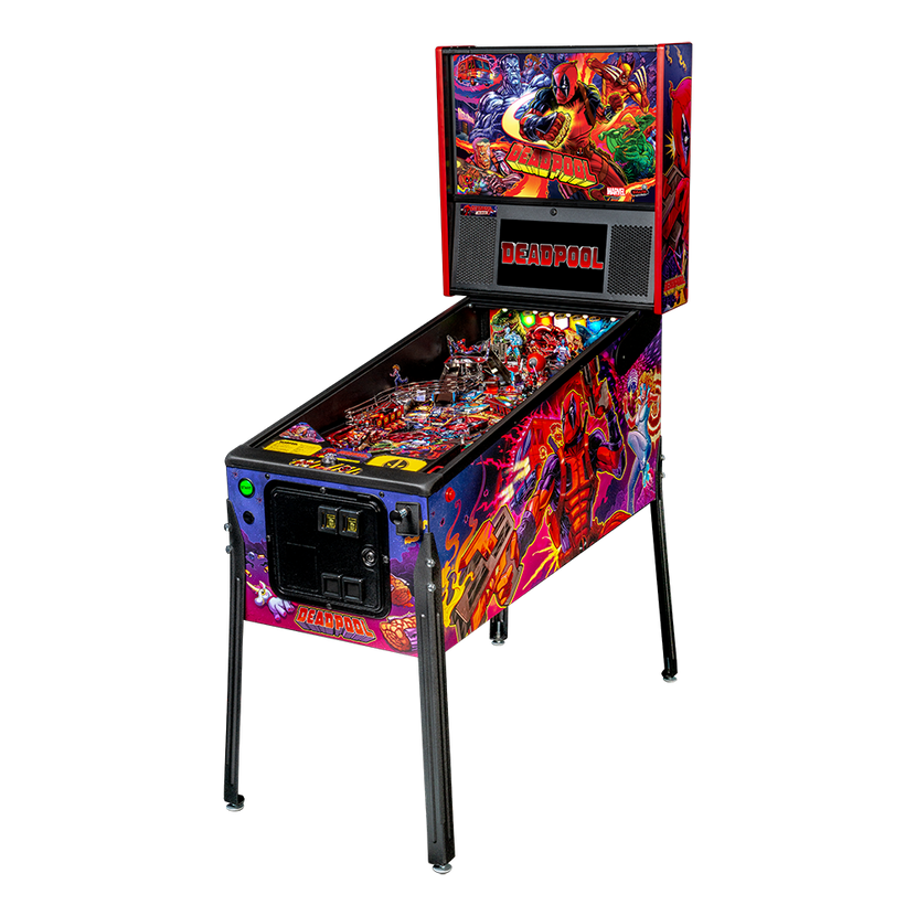 IFPA Stern Rewards Deadpool Pro Pinball